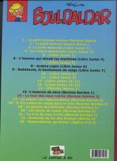 Verso de Bouldaldar et Colégram -15- La Tour des Eaux-Noires (Bonnes Soirées 2)