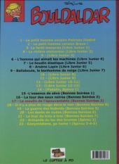 Verso de Bouldaldar et Colégram -16- Le Moulin de l'Épouvantable Nuit (Bonnes Soirées 3)