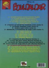 Verso de Bouldaldar et Colégram -18- La guerre des Kobolds (Bonnes Soirées 5)