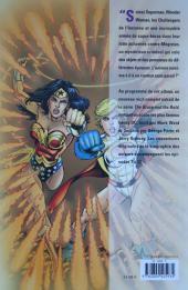 Verso de Brave and the Bold (The) -2- Le Livre du Destin