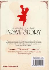 Verso de Brave Story - A Retelling of a Classic -3- Tome 3