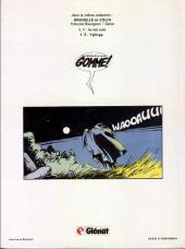 Verso de Brunelle et Colin -3- La nuit de la bête
