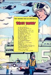 Verso de Buck Danny -2c1966- Les mystères de Midway