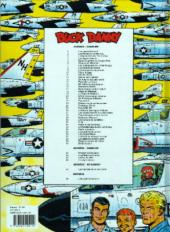 Verso de Buck Danny -39ES- Requins en mer de Chine