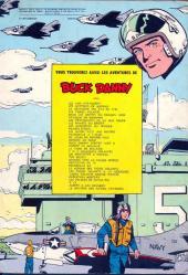 Verso de Buck Danny -5b1967- Dans les griffes du Dragon Noir