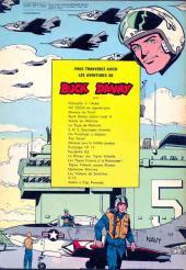 Verso de Buck Danny -7c1966- Les Trafiquants de la mer Rouge