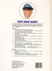 Verso de Buck Danny (Tout) -7- Vols vers l'inconnu