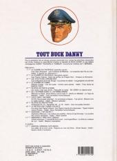 Verso de Buck Danny (Tout) -11- Missions à très haut risque