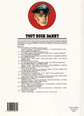 Verso de Buck Danny (Tout) -13- Alerte nucléaire