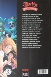 Verso de Buffy contre les vampires (Semic Books) -1- Volume 1
