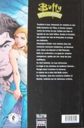 Verso de Buffy contre les vampires (Semic Books) -2- Volume 2