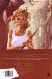 Verso de Buffy contre les vampires - Saison 08 -3- Les Loups sont à nos portes