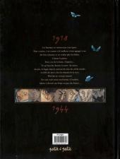 Verso de Les carnets du gueuloir -1- Jos