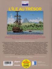 Verso de Romans de toujours - L'Île au trésor