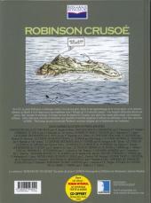 Verso de Romans de toujours - Robinson Crusoé