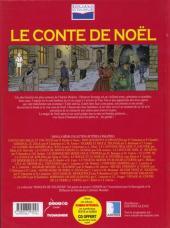 Verso de Romans de toujours - Le Conte de Noël