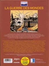 Verso de Romans de toujours - La Guerre des Mondes