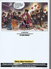 Verso de Canardo (Une enquête de l'inspecteur) -2- La marque de Raspoutine