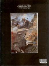 Verso de Les capahuchos -5- Chocq