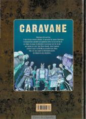 Verso de Caravane (Milhiet) -1- Mila