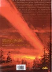 Verso de Les carnets secrets du Vatican -1- Tombée du ciel