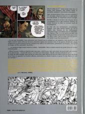 Verso de Le casque d'Agris -2- L'Or des Sénons
