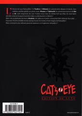 Verso de Cat's Eye - Édition de luxe -9- Volume 9