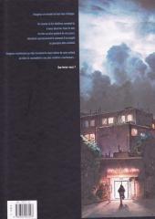 Verso de Les cauchemars de Terram -1- Prélude