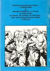 Verso de Bernard Chamblet -3a- Bernard Chamblet dans la Libération