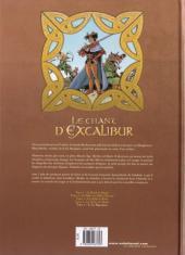Verso de Le chant d'Excalibur -5- Ys la magnifique