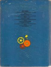 Verso de Charlie Brown (Dargaud) -HS5- Le grand livre des questions et réponses de Charlie Brown sur toutes sortes d'objets et sur leur fonctionnement