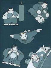 Verso de Le chat -INT en Cof- Tout le Chat