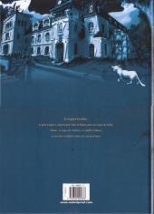Verso de Les chemins d'Avalon -3- Excalibur