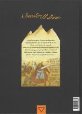 Verso de Chevalier Malheur -1- La chanson