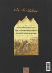 Verso de Chevalier Malheur -2- Citadelle