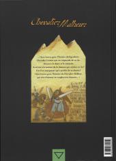 Verso de Chevalier Malheur -3- Tel père tel fils