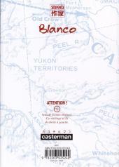 Verso de Blanco - Le Chien Blanco -2a09- L'instinct du retour