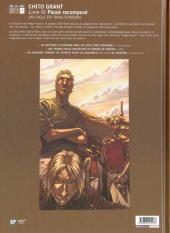 Verso de Chito Grant -3- Passé recomposé