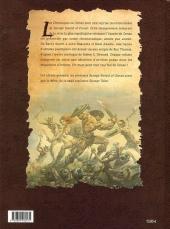 Verso de Les chroniques de Conan -1- 1971-1974