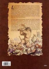 Verso de Les chroniques de Conan -4- 1977