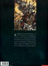 Verso de Chroniques de la Lune Noire -1c00- Le signe des Ténèbres