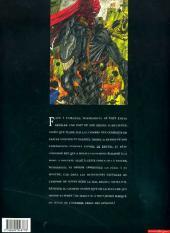 Verso de Chroniques de la Lune Noire -3b00- La Marque des Démons