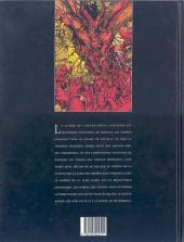 Verso de Chroniques de la Lune Noire -5a94- La danse écarlate