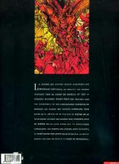 Verso de Chroniques de la Lune Noire -5b00- La danse écarlate
