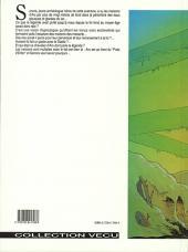 Verso de Chroniques de la nuit des temps -5- Ars engloutie