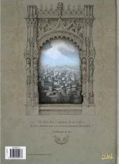 Verso de Le cinquième évangile -1- La Main de Fatima