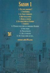 Verso de Cité 14 -7- Saison 1 : 7. Conquêtes