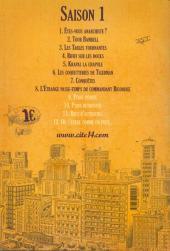 Verso de Cité 14 -8- Saison 1 : 8. L'Étrange passe-temps du commandant Bigoodee