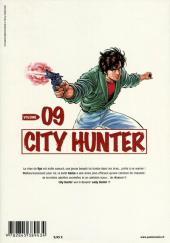 Verso de City Hunter (édition de luxe) -9- Volume 09