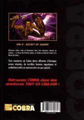 Verso de Cobra - The Space Pirate (Taifu Comics) -9- Secret of Sword